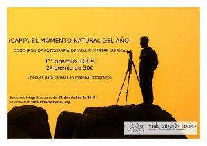 Concurso de fotografía de naturaleza 2016