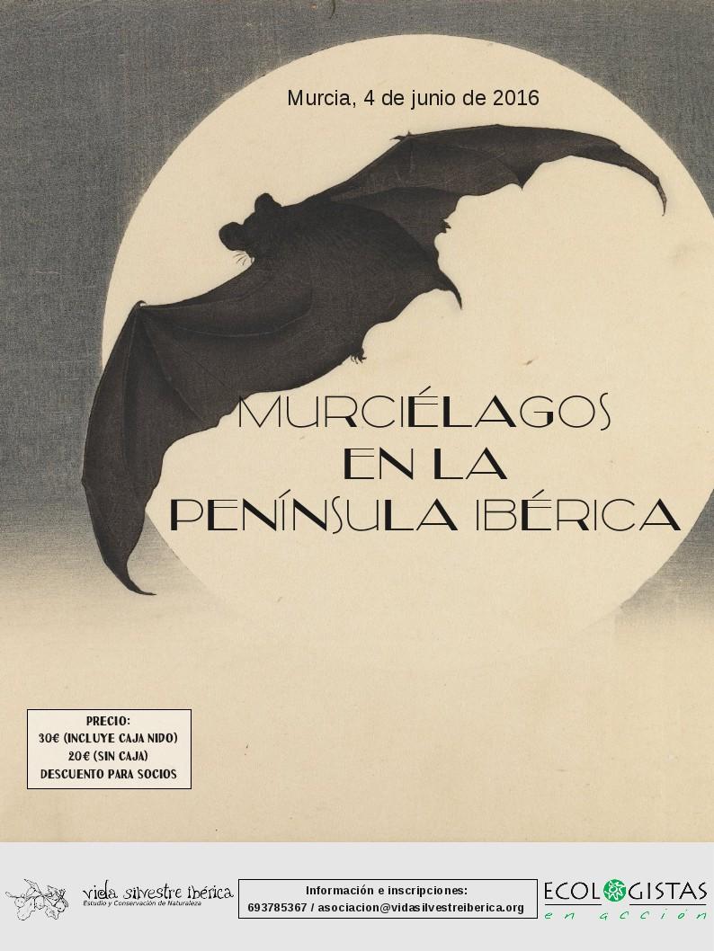 Murciélagos en la península Ibérica